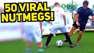 50 VIRAL NUTMEGS IN 1 DAY! ★ 2018
