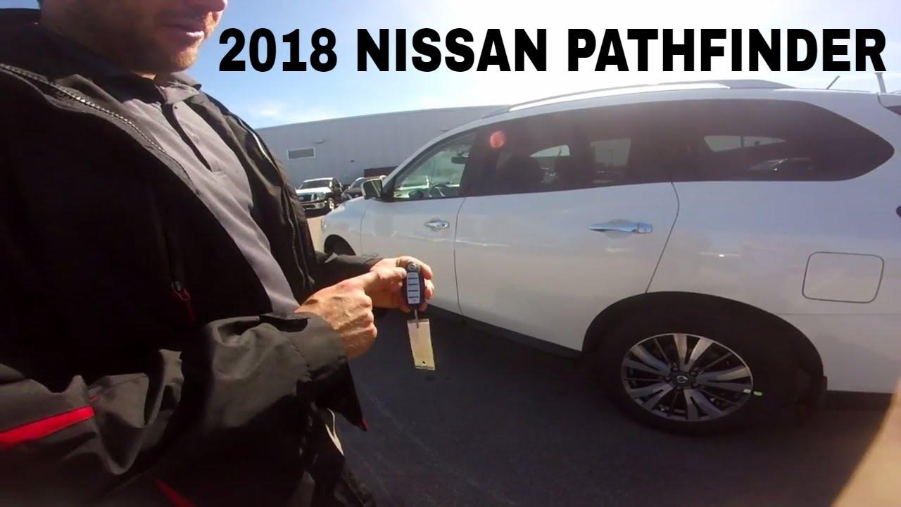 2018 nissan 4x4. wonderful 2018 2018 nissan pathfinder sl premium package 4x4 first look walk around   review u0026 start up with nissan
