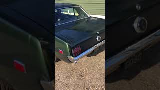 1966 Mustang Coupe For sale UK Ebay
