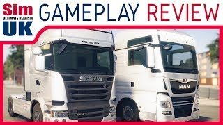 Motorway Madness | On The Road First LOOK Gameplay Review 2/3