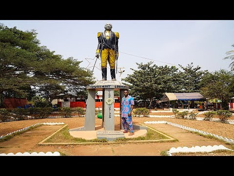 Live. Love. Africa: The Toussaint Louverture Memorial in Allada,Benin