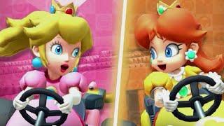 Mario Kart Tour - Peach vs Daisy Tour - All Cups (200cc)