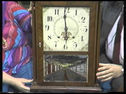 Backstage Antiques: Antique Clocks