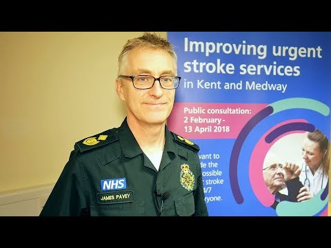 Ambulance travel times under blue lights & sirens - James Pavey