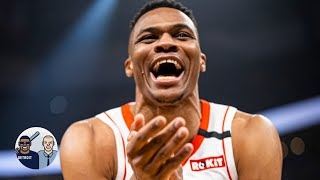OKC did the right thing by honoring Russell Westbrook – Gary Payton | Jalen & Jacoby