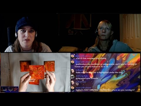 Live Stream with Sarah Fezio and Special Guest, DhaniFan1 (test stream #2)