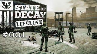 State of Decay: Lifeline - #001: Willkommen in der Army [HD][German][Deutsch]