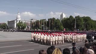 Парад Победы Воронеж Юнармия 9 05 2018г 4ч