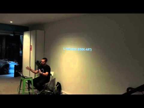 [CGWeb] Matt Ditton: Creative Coding for Fun and Profit