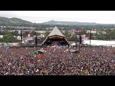 Jeremy Corbyn | Glastonbury 2017