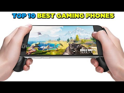 Top 10 BEST Mobile Gaming Phones In 2019 - ALL BRANDS