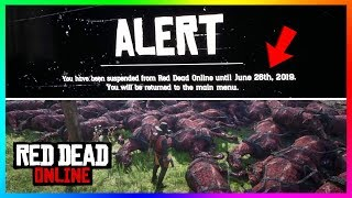 Red Dead Online Finally Gets FIXED & Players Are Getting BANNED!
