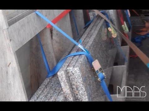 Schiffdorf Rosa Beta Granit Treppen