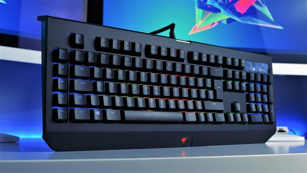 Razer Blackwidow Chroma V2 - Unboxing & Review (4K)