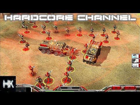 Command & Conquer Generals: Zero Hour - FFA - Потная катка