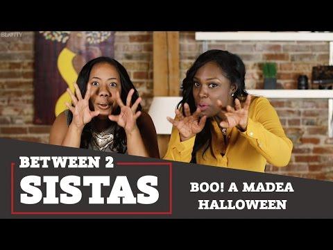 Between 2 Sistas: Boo! A Madea Halloween Review!