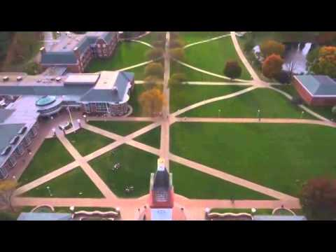 Quinnipiac University From Above by Tom Brown - November 15, 2013