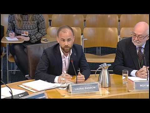 Education and Culture Committee - Scottish Parliament: 8th March 2016