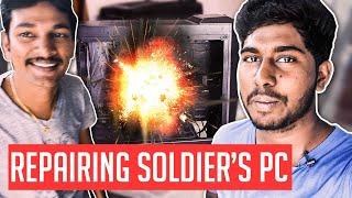Subscriber-ன் PC-யை சரி செய்தேன் | Fixed Subscribers PC | PC Repair