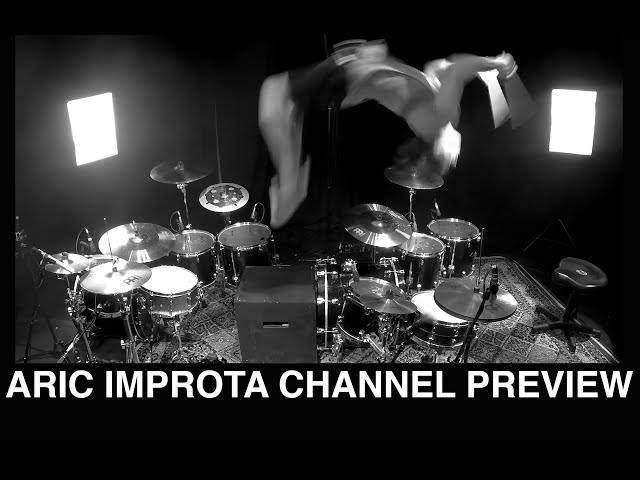 Aric Improta | Channel Preview