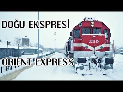 Doğu Ekspresi'nin Eşsiz Yolculuğu | Unique Journey of The Orient Express