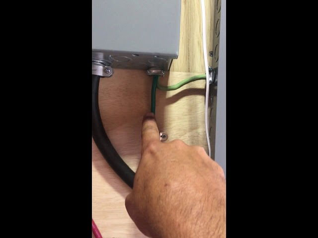 RV Trailer Build #105 - Grounding Your Cargo Trailer / RV Properly