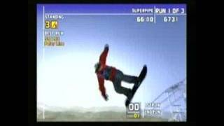 ESPN Winter X Games Snowboarding PlayStation 2