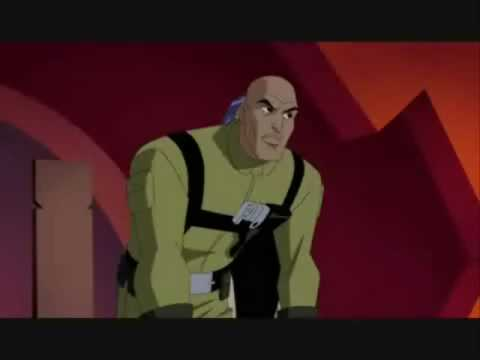 Angle Man on Justice League Unlimited