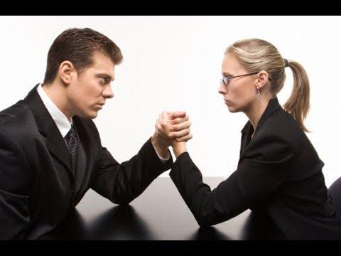 Men Will Win the Gender War