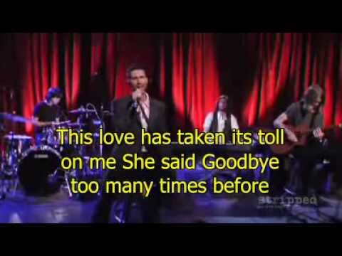 Maroon 5 - This Love + lyrics
