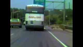 August 1985 Driving through New City, Bardonia, Nanuet & Hillcrest
