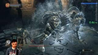Dark Souls 3. Быстрое прохождение. Speedrun 1:29:14 IGT