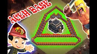 COC TH 9 ACEH BASE