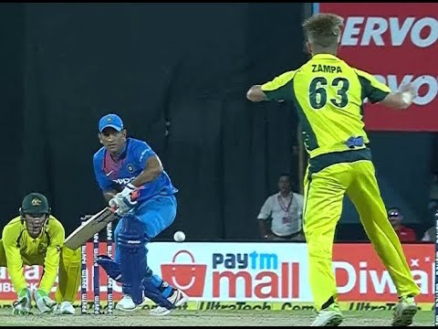 Cricket Countdown: Dhoni gets stumped