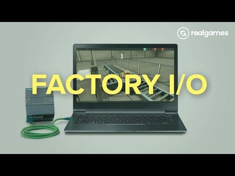 FACTORY I/O 2.0 - 3D Factory Simulation