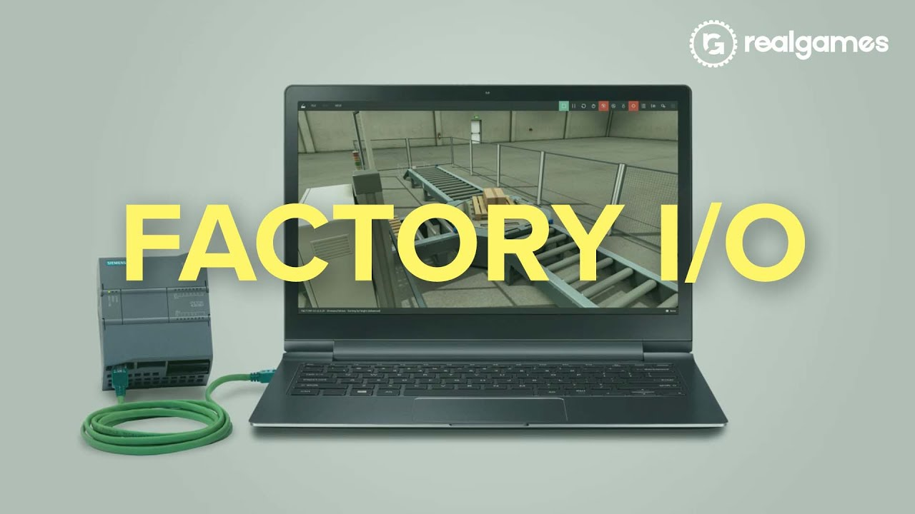 Factory I/O - MHJ-Software