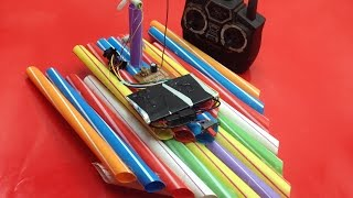 How to make a Remote Control Hovercraft - DIY RC boat