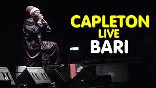 CAPLETON - Mama You Strong - LIVE BARI 5/10/14