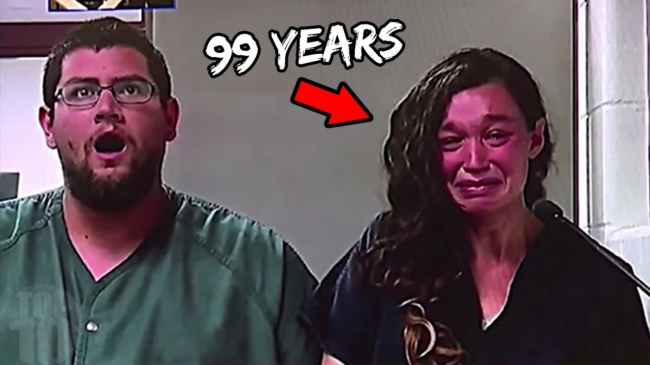 Download 10 Female Convicts Who Freaked Out After Given Life Sentence