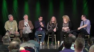 The Dark Crystal Q & A Panel 'The Skeksis Lords' from The Great Con-Junction official event 2020.