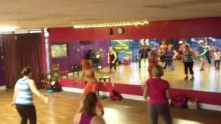 Halloween Zumba Ghost Busters with Nargis Dance Routine Thumbnail