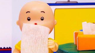 Каю и Чихание   Каю на русском   Мультфильм Каю   Мультики для детей