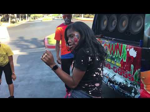 WE OUT THO N' RIALTO!  TSquadTV  Tommy The Clown