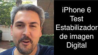 iPhone 6 estabilizador de imagen digital