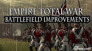 Empire Total War - Battlefield Improvements