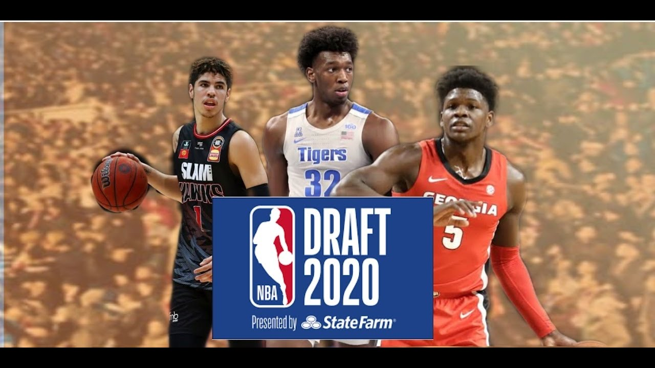 Top 10 2020 Nba Draft Picks | Top 5 are possible Golden ...
