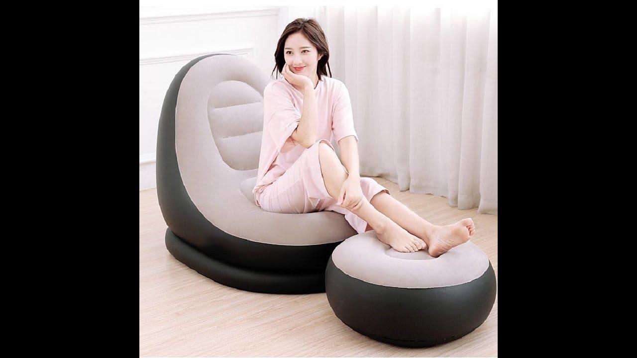 Review sản phẩm ghế hơi thư giãn | khohanggiare.vn