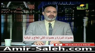 حصوات المرارة و حصوات الكلى العلاج و الوقاية | الدكتور أمير صالح