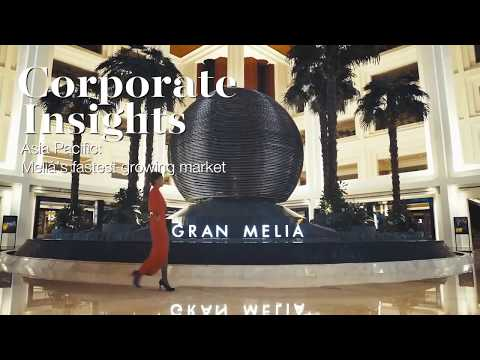 Meliá Hotels International, committed to grow in Asia Pacific.