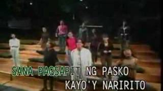 YouTube- Sa araw ng Pasko - Videoke-karaoke-minus one.mp4